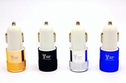 Refills - 2.1 Amps Alloy Car Adapter