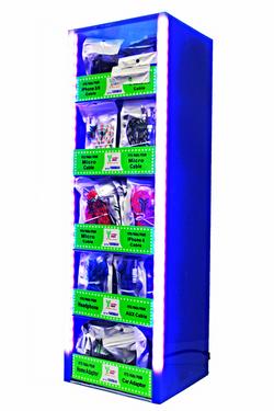 CD-120 LED - BLUE
