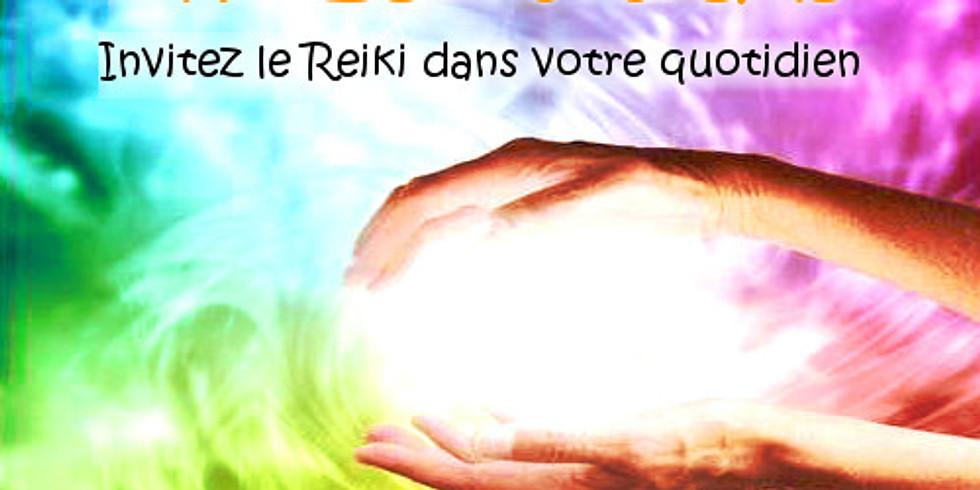 Atelier REIKI Partage pour Praticiens