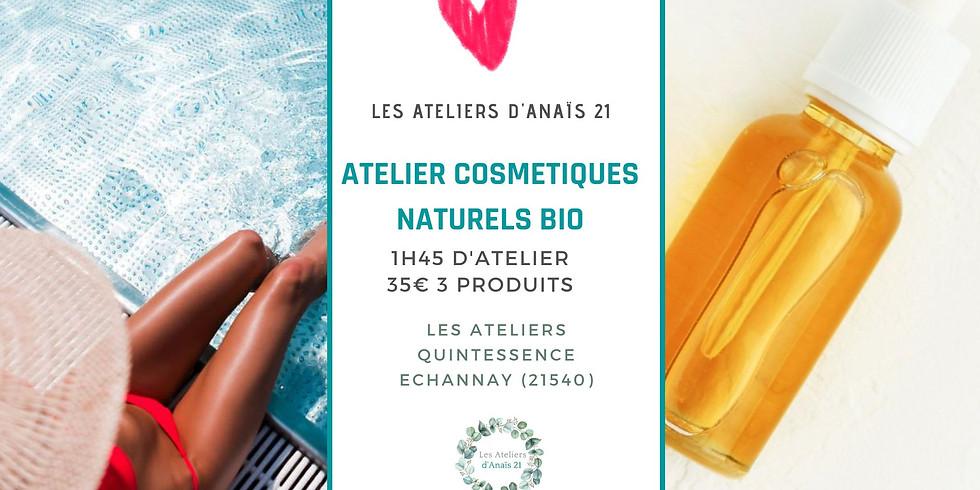 Atelier cosmétiques naturels : Prolonger son bronzage au naturel