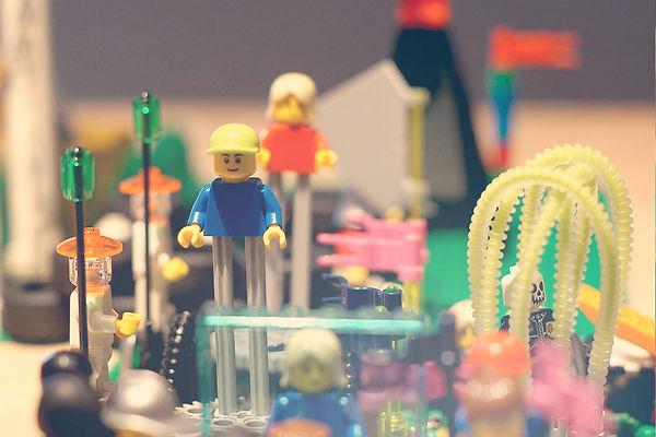 Lego Serious Play Woksho moderation