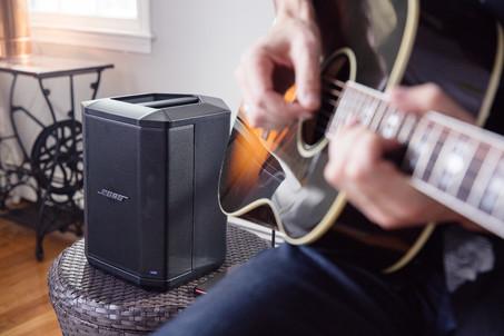 Die Bose S1 Pro – klein aber wow!