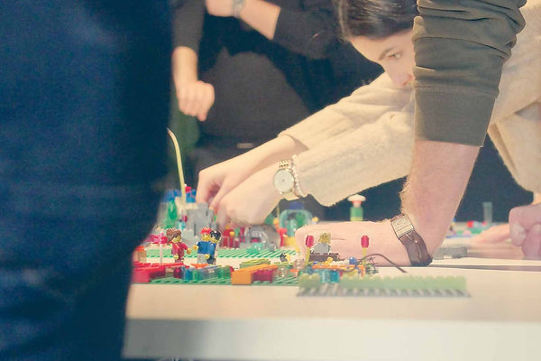 lego serious play workshop 1 tag