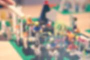 Teamwor mit Lego Serious Play