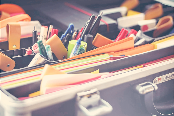 Agiler Werkzeugkasten und Toolbox