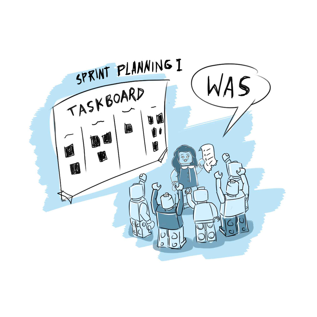 Scrum Sprint Planning 1