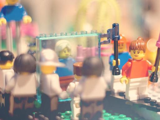 Die Spielzeugkiste im Business-Kontext: Was ist Lego Serious Play?