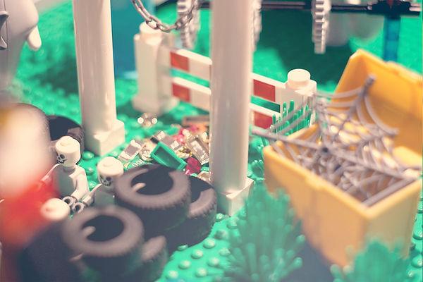 Lego im Business Kontext mit LSP