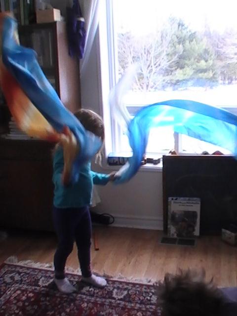 butterflyscarfdance