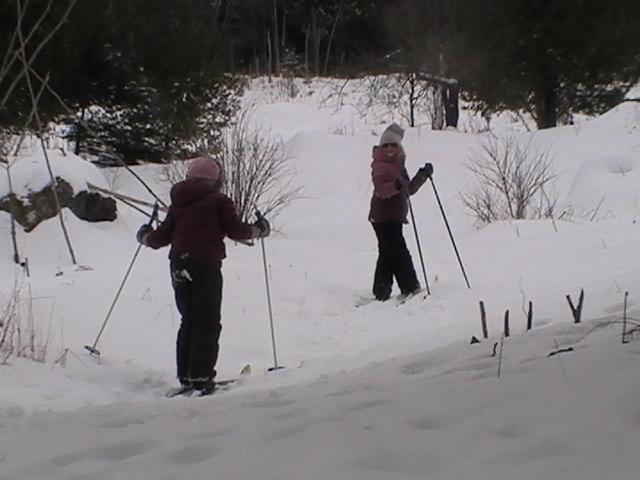 Ski partners