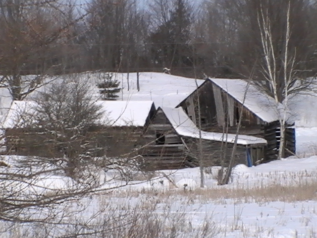 the old lanark highlands homestead