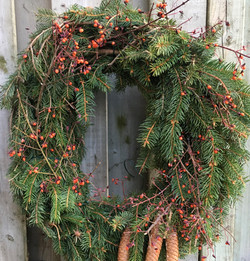Solstice Wreaths