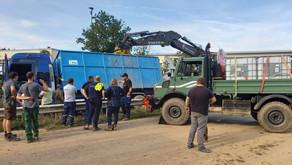 Löschzug Hinsbeck spendet Flutopfern