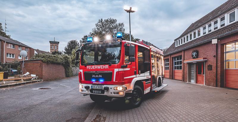 Neues LF20 KatS für die Feuerwehr Nettetal