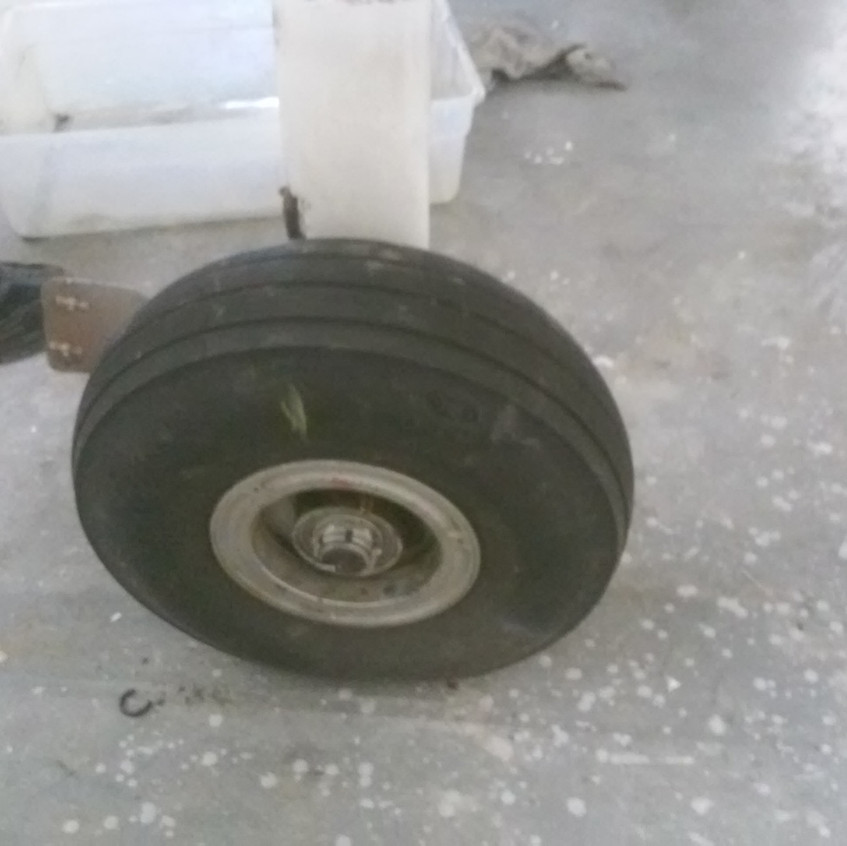 Tires for LongEze