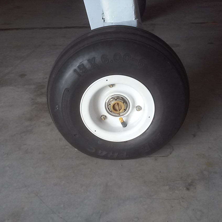 Tires for Cozy or Jet