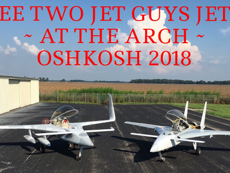 OSHKOSH 2018 The JetGuys