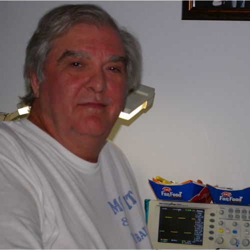 Terry Sweat Electronics Guru at Jet Guys