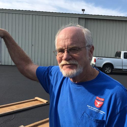 Steve Braley Turbine Engine Wizard at Jet Guys