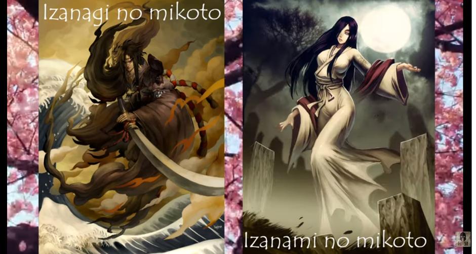 Mythe fondateur du Japon