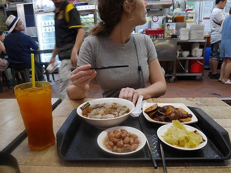 Food-court de Lau Pa Sat