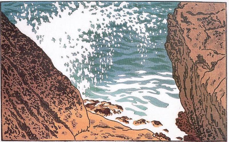 Henri Rivière : rêver le Japon en Bretagne