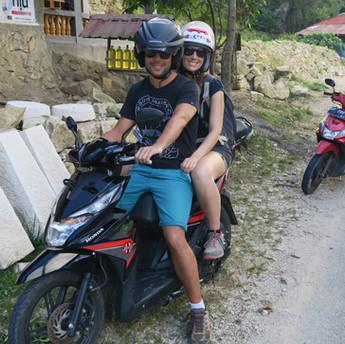 Scooter Indonésie