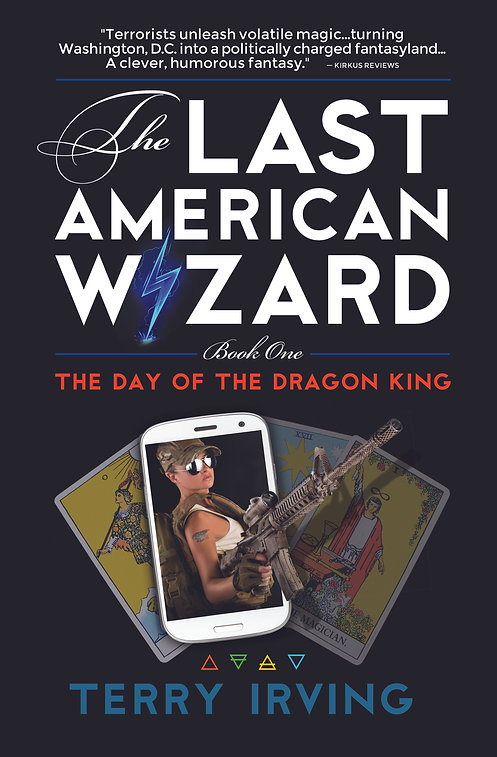 THE LAST AMERICAN WIZARD