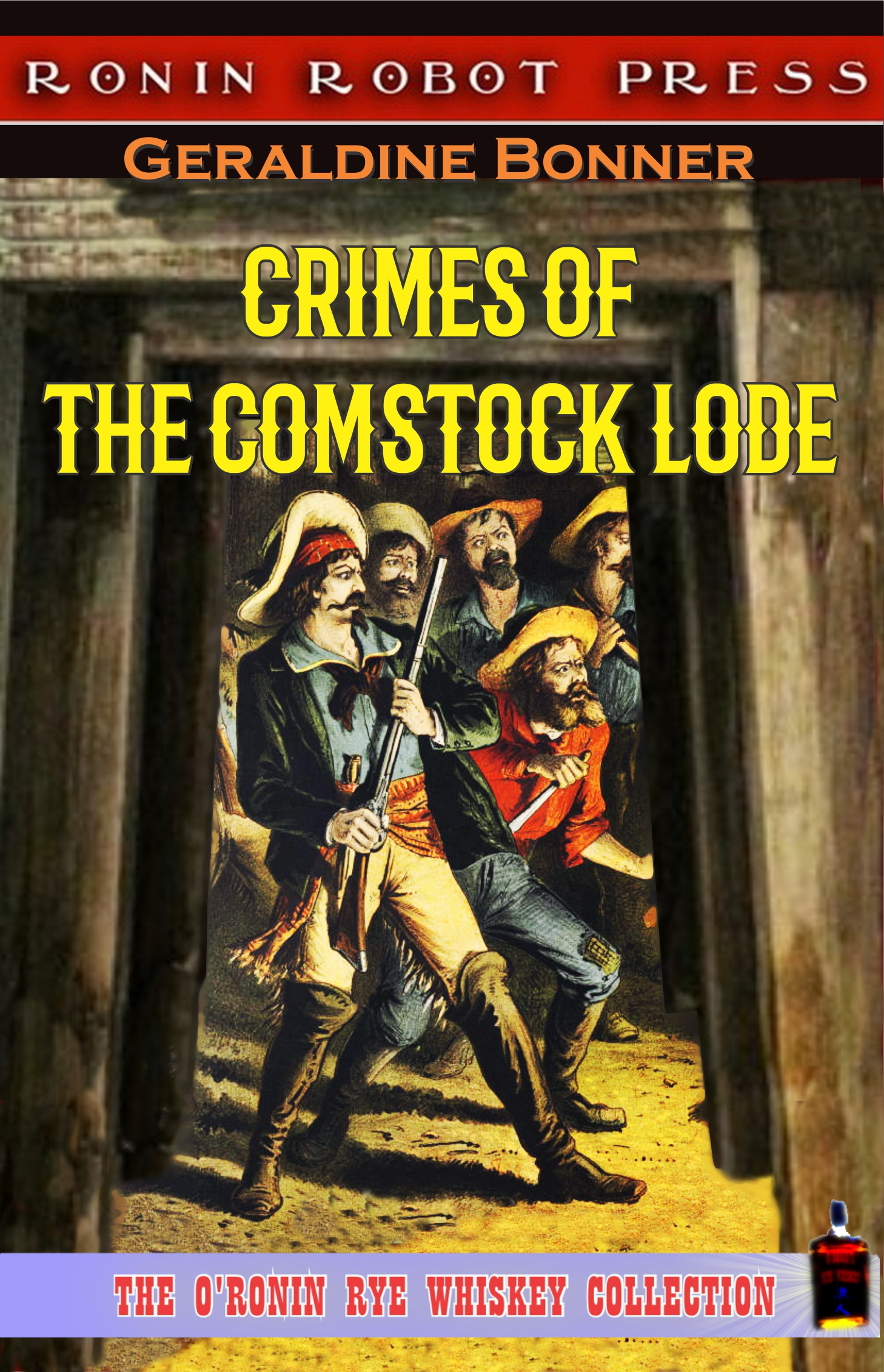 Crimes of the Comstock Lode