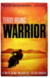 ronin robot press warrior by terry Irving