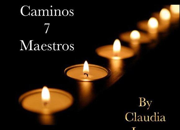 """Curso 5 """"7 Caminos 7 Maestros"""""""