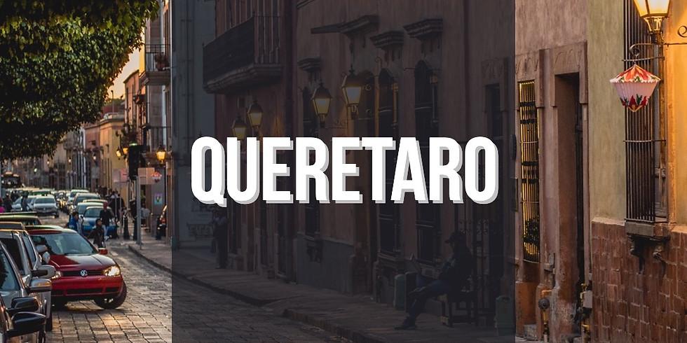 Taller Presencial en Querétaro, Mexico 🇲🇽