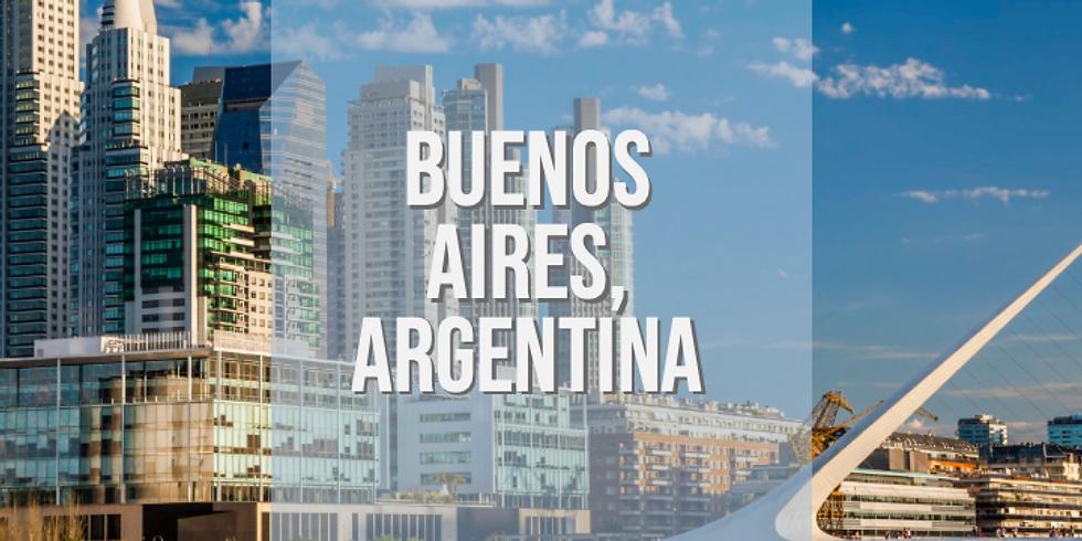 Taller Presencial en Bs Aires, Argentina 🇦🇷