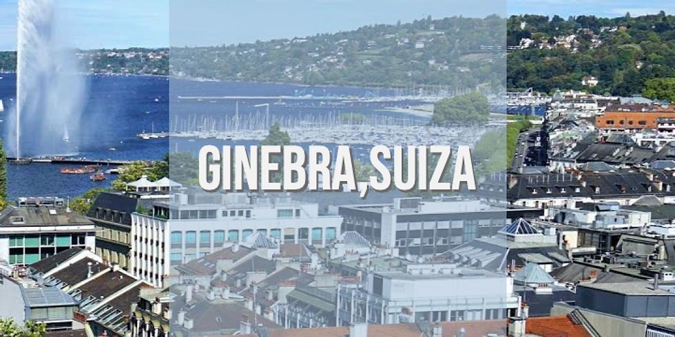 Taller Presencial en Ginebra, Suiza 🇨🇭