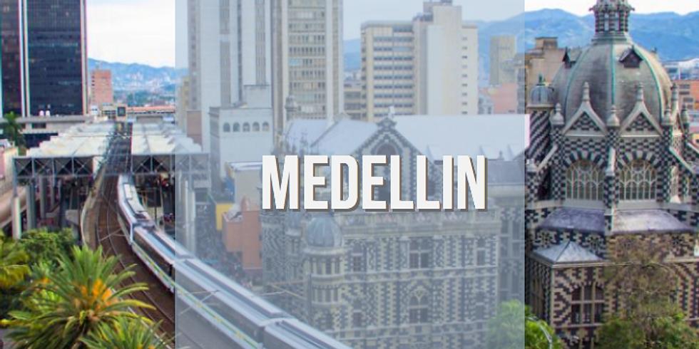 Taller Presencial en Medellín, Colombia 🇨🇴