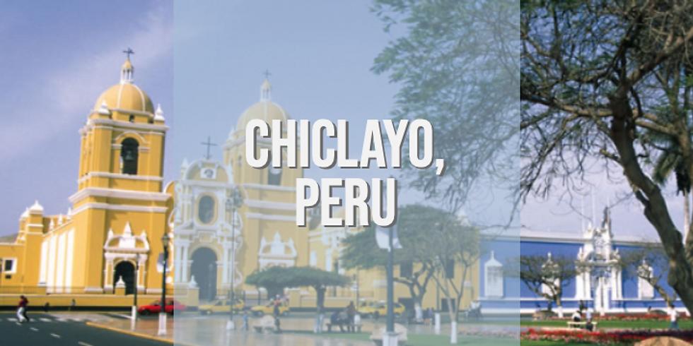 Taller Presencial en Chiclayo, Peru 🇵🇪