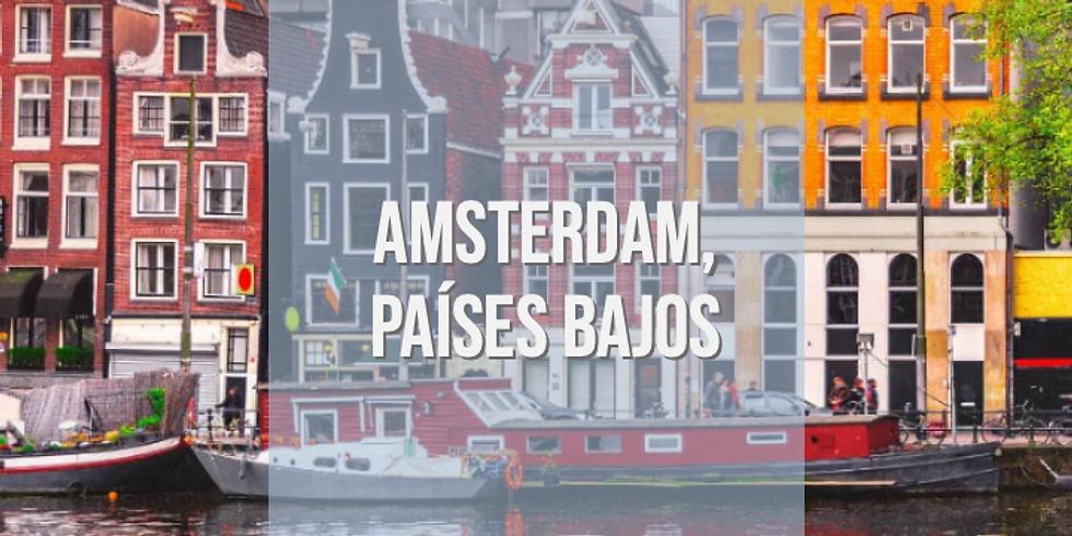 Taller Presencial Ámsterdam, Países Bajos 🇳🇱