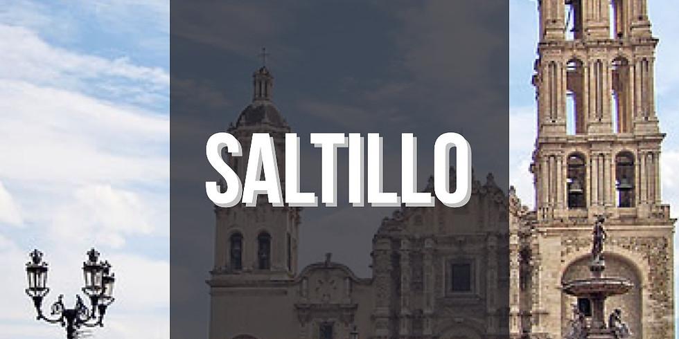 Taller Presencial de Mindfulness y Manejo del Estrés en Saltillo, Mexico 🇲🇽