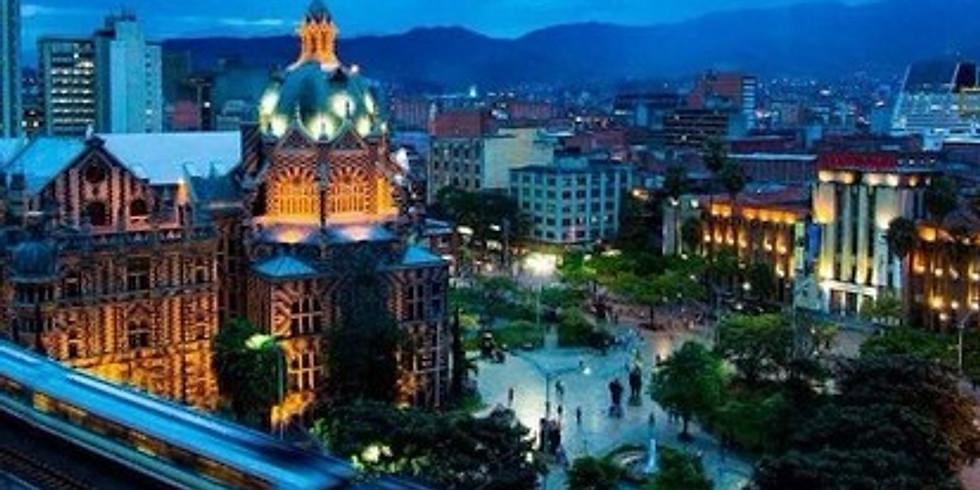 Taller de Conciencia y Sanación en Medellín, Colombia 🇨🇴
