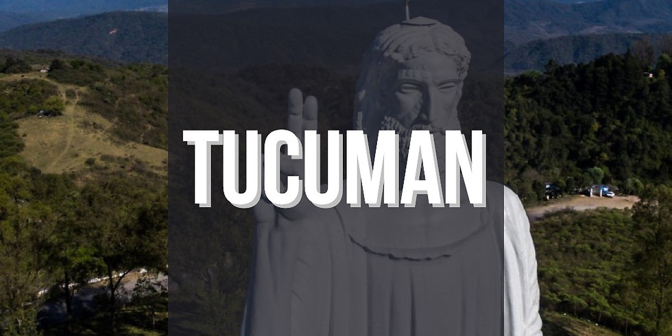 Taller Presencial en Tucumán, Argentina 🇦🇷