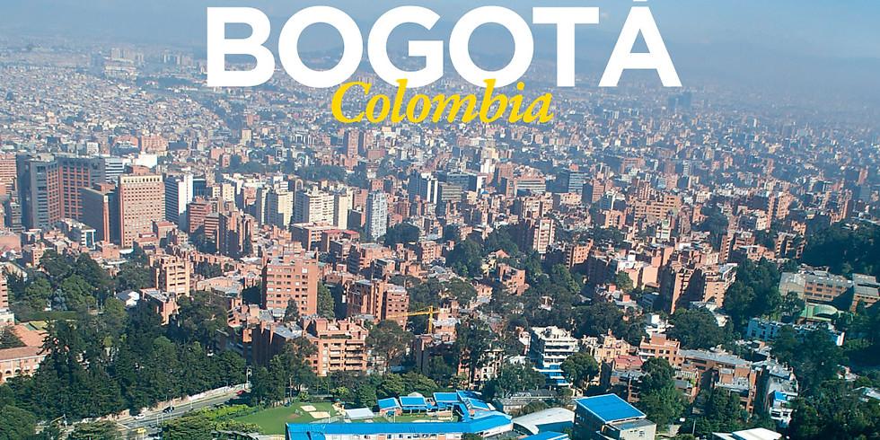 Taller de Conciencia y Sanación en Bogotá, en Colombia 🇨🇴