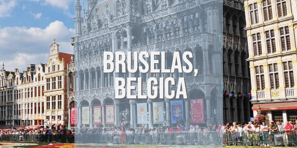 Taller Presencial en Bruselas Bélgica 🇧🇪