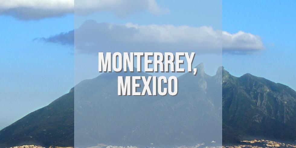 Taller Presencial en Monterrey, Mexico 🇲🇽