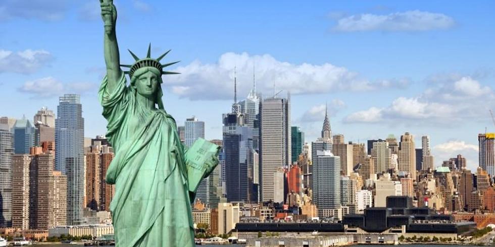 Taller de Conciencia y Sanación NEW YORK.