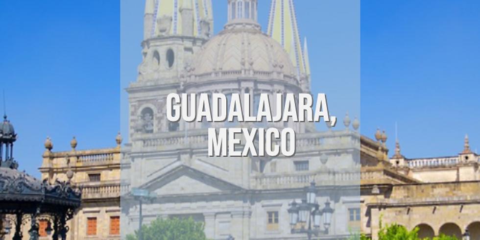 Taller Presencial en Guadalajara, Mexico 🇲🇽