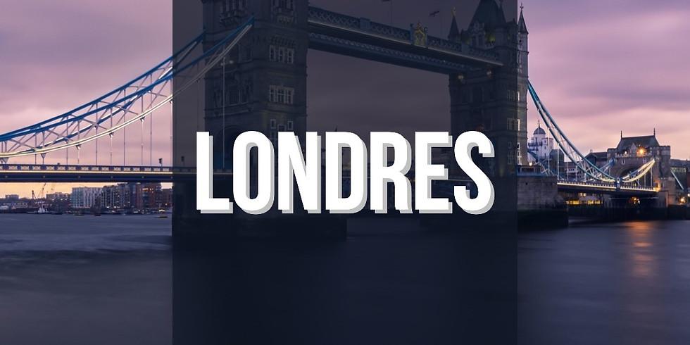 Taller de Conciencia y Sanación en LONDRES