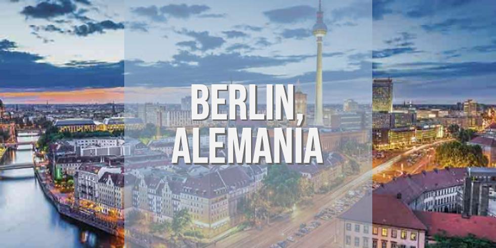 Taller Presencial en Berlín, Alemania 🇩🇪