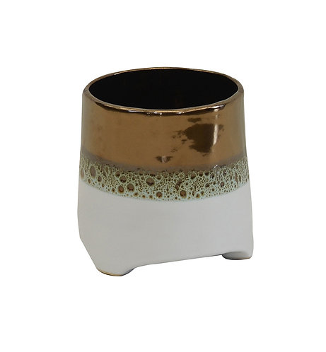 Ceramic Frost Pot