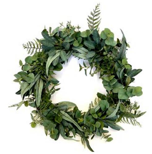 Wreaths Eucalyptus Grey/Green