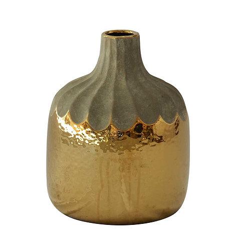 Gold Drip Bottle Short